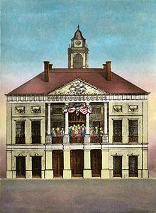 220px-Federal_Hall,_N.Y._1789_ppmsca.15703