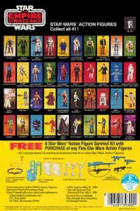 A cardback from around the time I started collecting the figures. There were 41 at the time