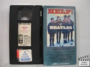The original VHS version I rented, 1987