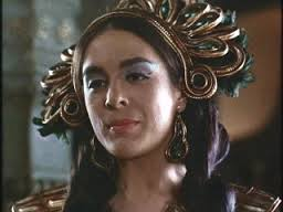 Eleanor Bron as Ahme