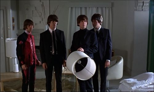 just another shiy pop movie the beatles� �help� turns