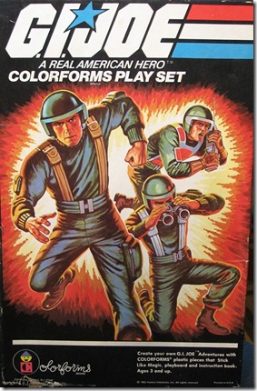 G.I. Joe Colorforms 1