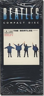 The Beatles Help - Longbox 405846