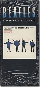 The Beatles Help - Longbox 405846