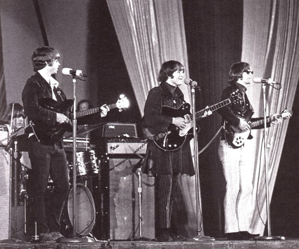 Byrds, live, 1966