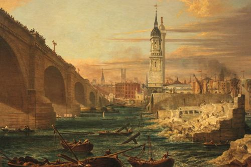 The_Demolition_of_Old_London_Bridge,_1832,_Guildhall_Gallery,_London