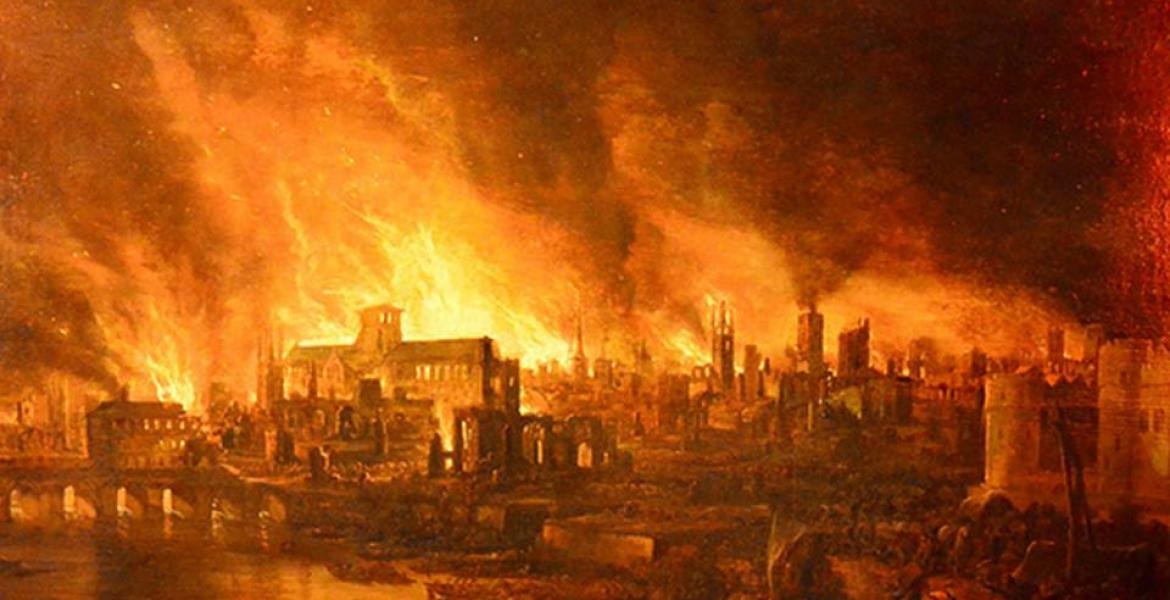 Great-Fire-of-London
