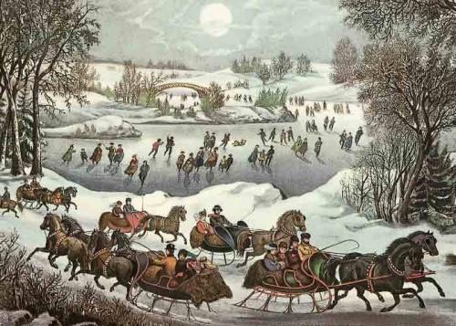 2101ef5150098e078b680b105fcfb632--christmas-scenes-christmas-art