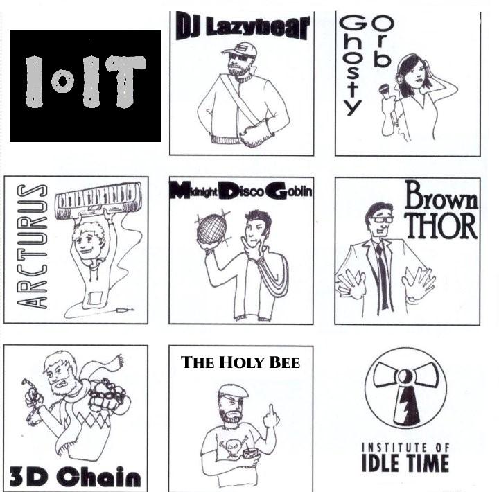 IIT Caricatures