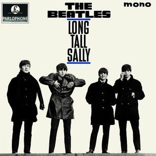 BeatlesLongTallSallyEP