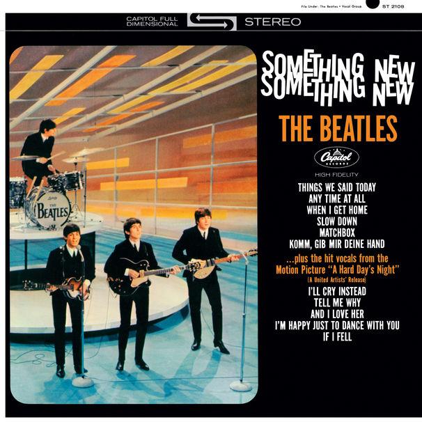 The-Beatles---U-S--Albums---Something-New