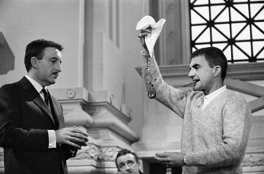 Blake-Edwards-Peter-Sellers-The-Pink-Panther